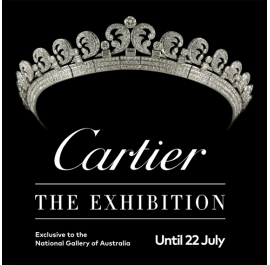 Cartier: The Exhibition, at the NGA