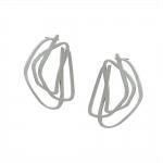 Loop Earrings - inSync Design -  Eclectic Artisans