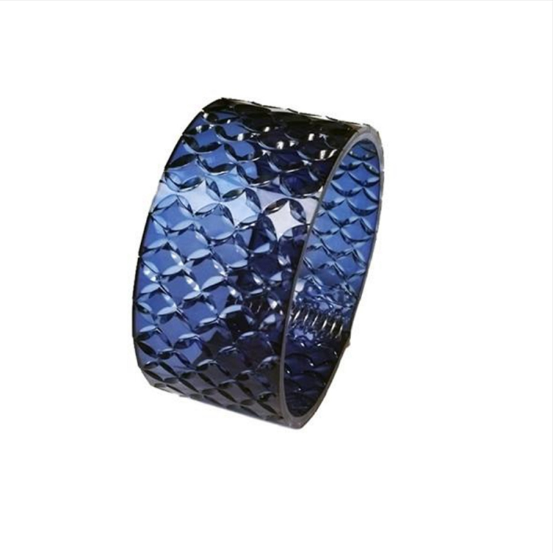 Crystal Cuff - Kath Inglis -  Eclectic Artisans