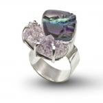 Hawaiian Sunset Ring - Debra Adelson -  Eclectic Artisans