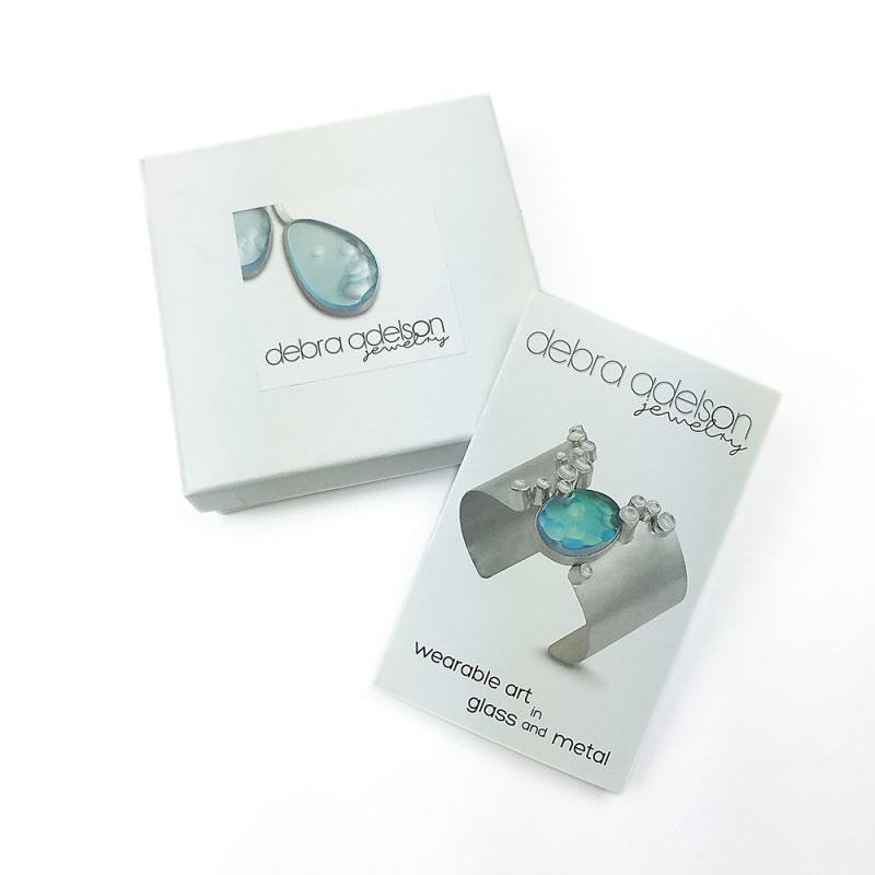 Oceanic Trench Earrings - Debra Adelson -  Eclectic Artisans