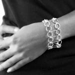 Bracelet #02 Axel Collection - Lynn Légaré -  Eclectic Artisans