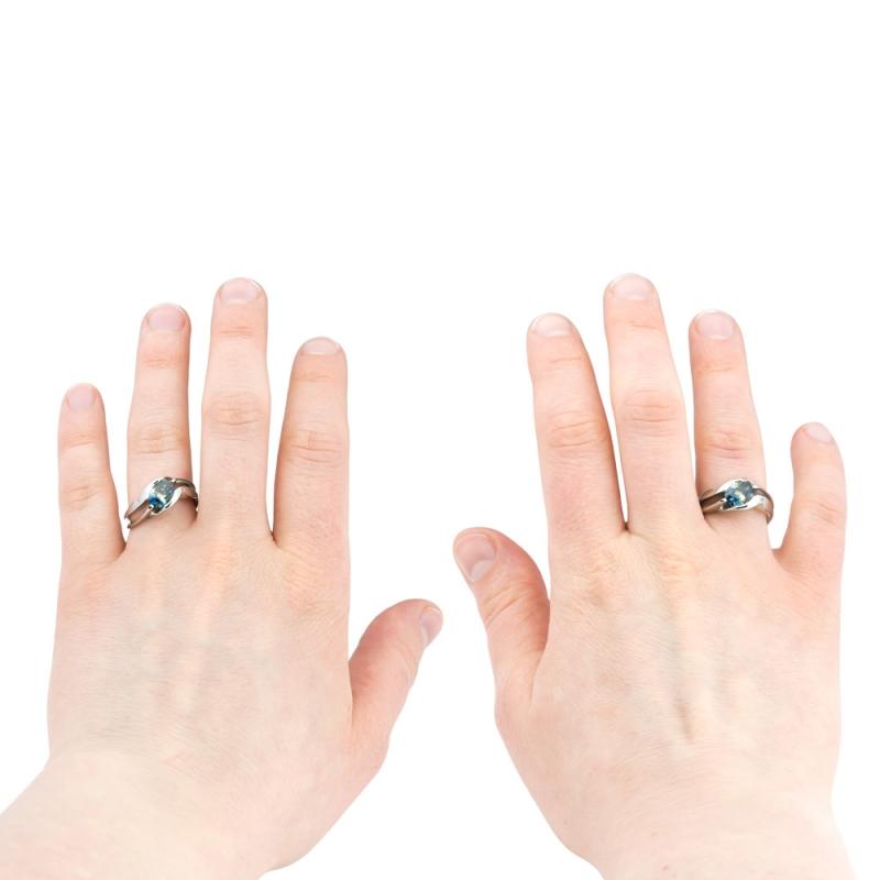 Unison Ring - Mary Lynn Podiluk -  Eclectic Artisans