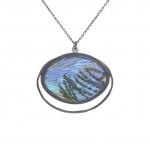 Meye Draped Necklace  - Luana Coonen -  Eclectic Artisans