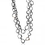 Organic chain - Lori Gottlieb -  Eclectic Artisans