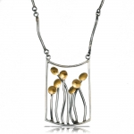 Pod Necklace - Lori Gottlieb -  Eclectic Artisans