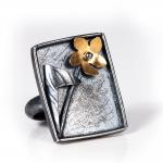 Flower ring - Lori Gottlieb -  Eclectic Artisans