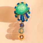 Ear Cover Earrings - Casa Kiro Joyas -  Eclectic Artisans