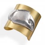 Crab Pincher Cuff - Delphine Nardin -  Eclectic Artisans