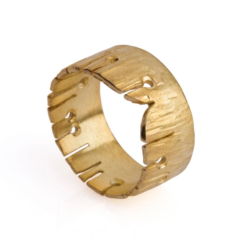 Nymph Band Ring - Valentina Falchi -  Eclectic Artisans