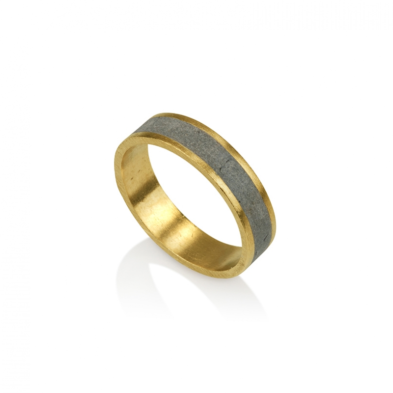 Comet Ring   Slim - Noy  Alon -  Eclectic Artisans