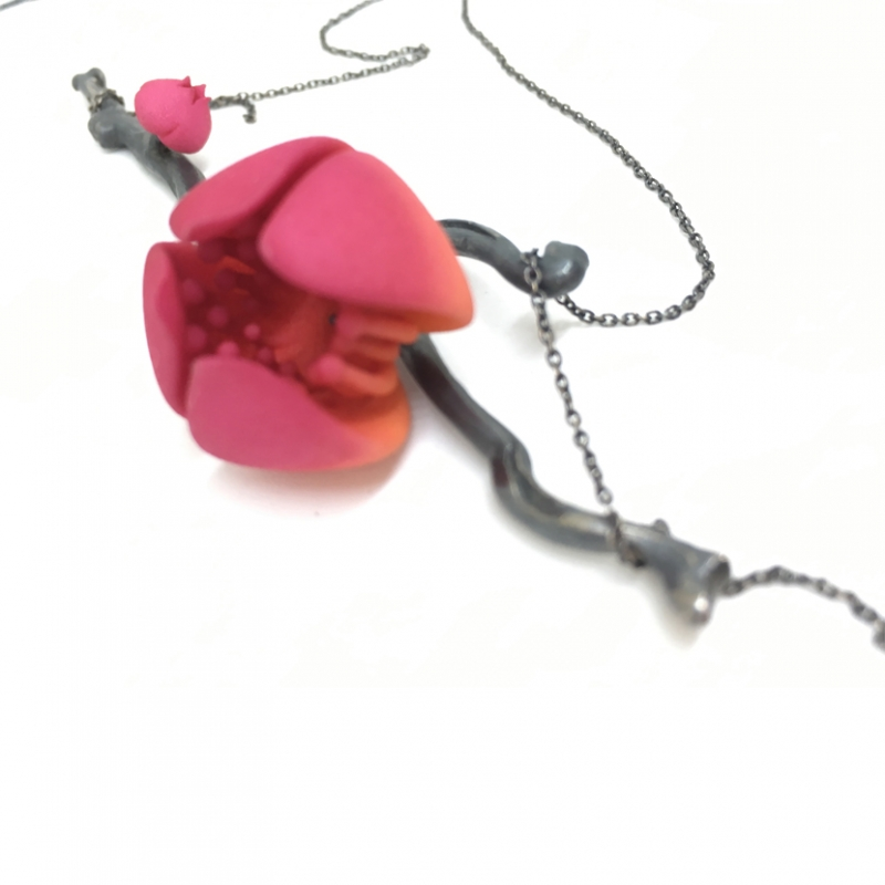 Bloom Necklace - Valeria D'Annibale -  Eclectic Artisans