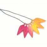 Rainforest Necklace - Valeria D'Annibale -  Eclectic Artisans