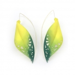 Leaf Earrings XL - Valeria D'Annibale -  Eclectic Artisans
