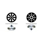 Threads of Life pendant - Hoogenboom & Bogers -  Eclectic Artisans