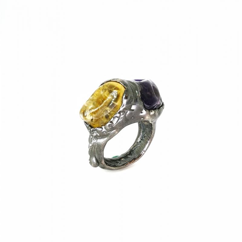 Dewa Ring- LLJ310743, 2017 - Leroy Luar -  Eclectic Artisans
