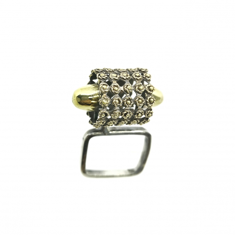 and the city - ring -   -  Eclectic Artisans