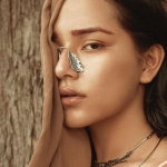 power - nose clip - Leroy Luar -  Eclectic Artisans