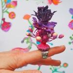 Surreal Blossom Ring - Slawa Tchorzewska -  Eclectic Artisans