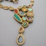 Mother  Earth Necklace - Shenhav Russo -  Eclectic Artisans