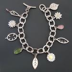 Summer Garden Bracelet - Diana Greenwood -  Eclectic Artisans
