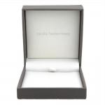 2 Leaf Earrings Silver - Nicola Bannerman -  Eclectic Artisans
