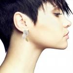 3 Leaf Earrings - Nicola Bannerman -  Eclectic Artisans