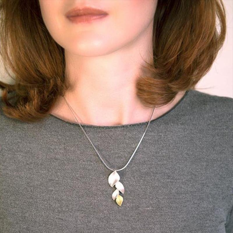 4 Leaf Pendant - Nicola Bannerman -  Eclectic Artisans