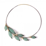 Necklace Epineuse - Vlum   -  Eclectic Artisans