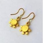 Vieux Amis II Earrings 2017 - Aviva Shapiro -  Eclectic Artisans