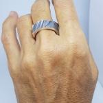 Plasma Ring - Agathe Saint Girons -  Eclectic Artisans