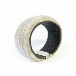 """Bracelet """"BOOK VELVET"""" - Christine Rozina -  Eclectic Artisans"""