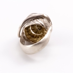 Bounty In the Round Ring - Andi  Terry -  Eclectic Artisans