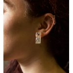 Aquatica Earrings - Nicole Singer -  Eclectic Artisans