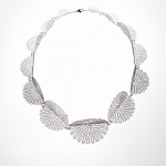 Wire Necklace N3 - JAD - Jewellery Art Design -  Eclectic Artisans