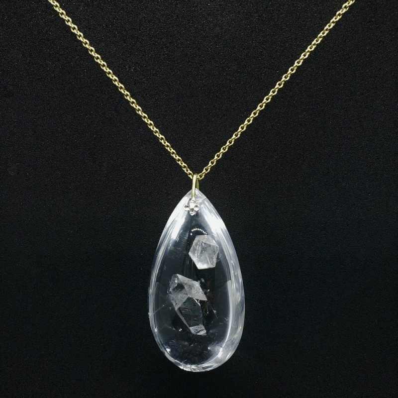 Alicia Phantom Necklace - Alison Nagasue -  Eclectic Artisans