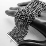 Power Chainmail Bracelet - Alison Nagasue -  Eclectic Artisans