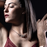 Desideri Clandestini No.2 Choker Necklace (Clandestine Desires No.2) - Fabiana Fusco -  Eclectic Artisans