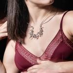 Desideri Clandestini Necklace (Clandestine Desires) - Fabiana Fusco -  Eclectic Artisans