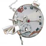 Il tempo del tango Necklace (Time for a tango) - Fabiana Fusco -  Eclectic Artisans