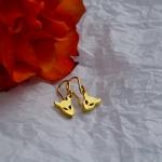Demon Gold Earrings - Annika Burman -  Eclectic Artisans