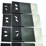 Fallen Leaf Stud Earrings - Carolyn Barker -  Eclectic Artisans