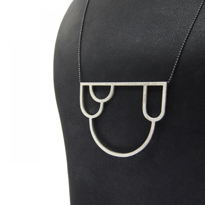 Arch Necklace  - Malin Jansson -  Eclectic Artisans