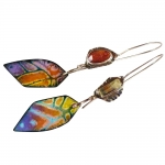 Dawn Earrings - Jessica deGruyter Found in ABQ -  Eclectic Artisans