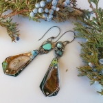 Heavy with Juniper Berries  - Jessica deGruyter Found: in ABQ -  Eclectic Artisans