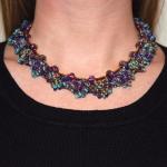 Equipoise necklace - Jacqueline Johnson -  Eclectic Artisans