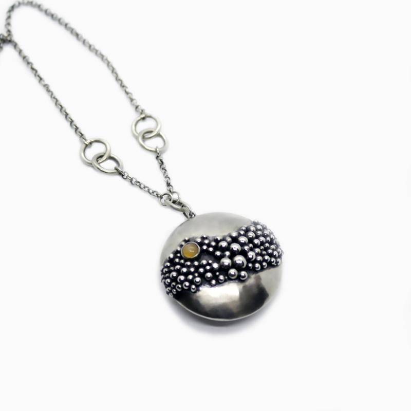 Bubble Pendent Necklace - Laise Doria -  Eclectic Artisans