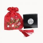 Cashmere Pendent Necklace - Laise Doria -  Eclectic Artisans