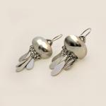 Puff Earrings - Laise Doria -  Eclectic Artisans