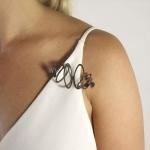 Entwine Brooch - Leonie Westbrook -  Eclectic Artisans